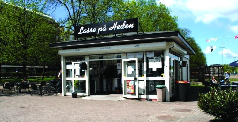 Heden Goteborg Karta.Lasse Pa Heden Avenyn I Goteborg