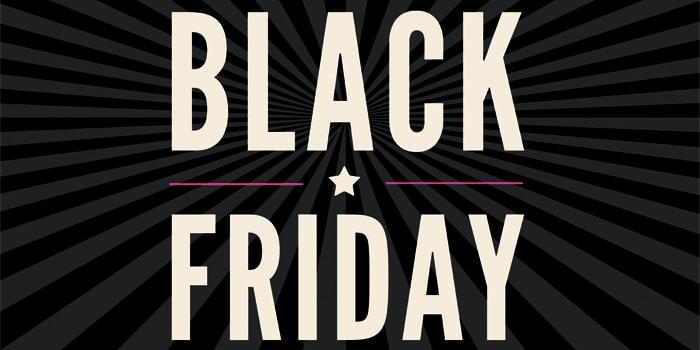 black fredag